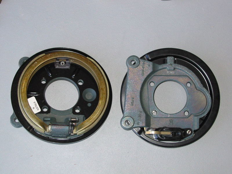 LS1 Backing Plates
